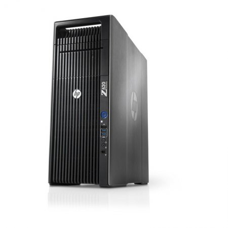 HP Z 620 Workstation Intel Xeon x 2