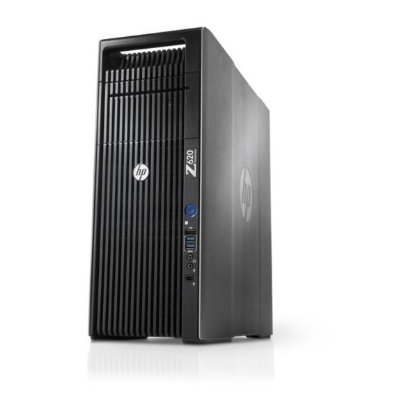 HP Z 620 Workstation Intel Xeon x 2