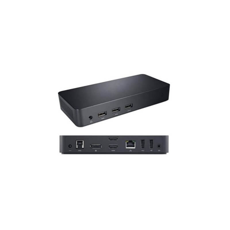 D3100 Dell Docking Station – USB 3.0